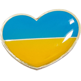 pins - Ukraine in the heart