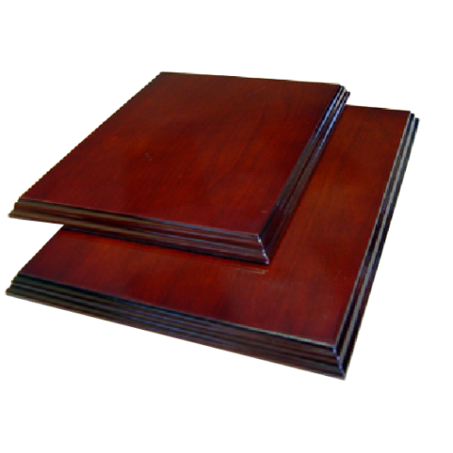 деревянная подложка для диплома (формат А4)