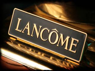 Металеві шильди, брендування - Lancome