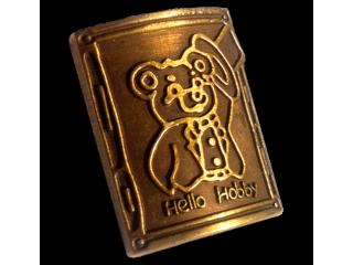 Branding of furniture - metal emblems & label