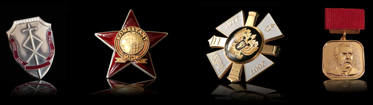 Изготовление наград, изготовление орденов и медалей